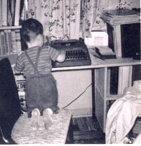 Lloyd-PR-1_-_Baby_at_typewriter_-_Edited_#2